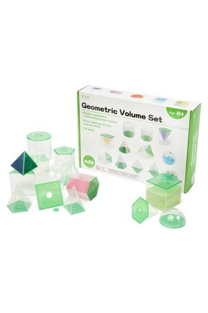 Geometric Volume Set - 8cm