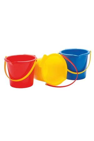 Dantoy - Bucket with Spout (15cm)