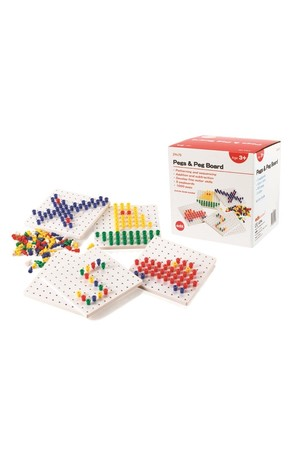 Peg and Peg Board Set