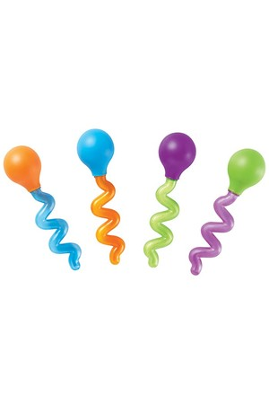Fine Motor Twisty Droppers - Set of 4