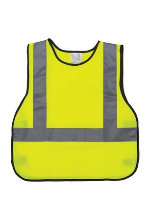 Safety Vests for Kids - Yellow