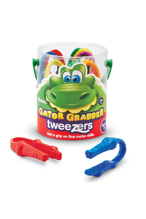 Gator Grabber Tweezers - Set of 12