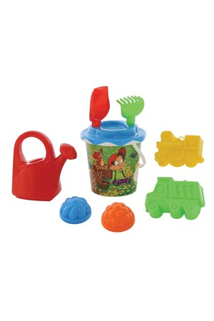 Bucket Set No 134 (9 Pieces)