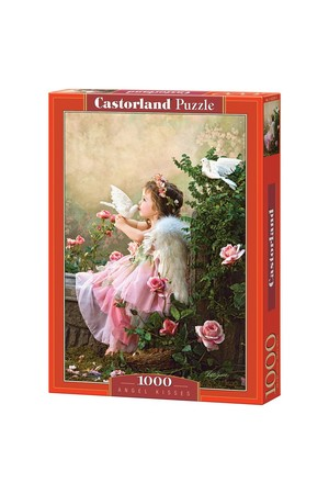 1000 Piece Puzzle - Angel Kisses