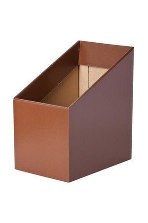 Book Box (Pack of 5) - Brown