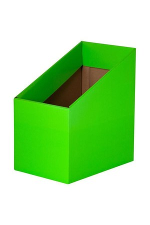 Book Box (Pack of 5) - Fluoro Green