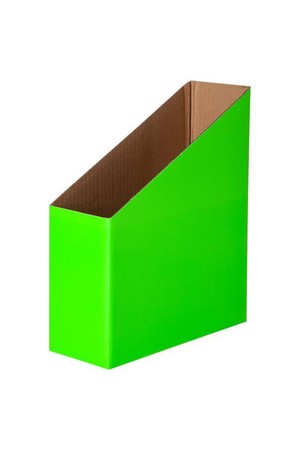 Magazine Box (Pack of 5) - Fluoro Green