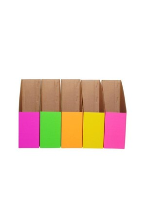 Magazine Box - Mixed Fluoro Pack 5