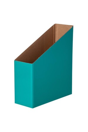 Magazine Box (Pack of 5) - Turquoise