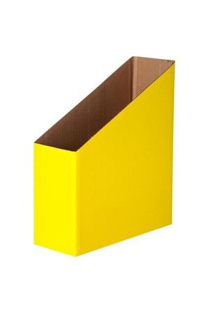 Magazine Box (Pack of 5) - Yellow