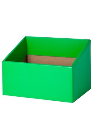Reading Box (Pack of 5) - Green