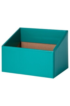 Reading Box (Pack of 5) - Turquoise