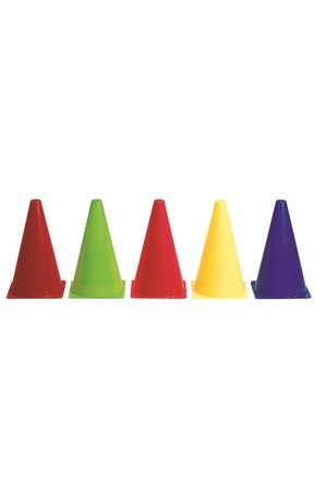 Traffic Cones - Set of 10