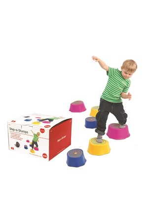 Step-a-Stumps - Set of 6
