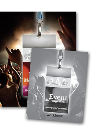 Event Management: Theory and Practice + Workbook