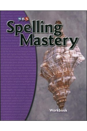 Spelling Mastery - Level D (Year 4): Student Workbook