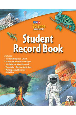 Science Laboratory 4 - Additional Student Record Book (Pkt of 5)