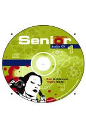 Obento Senior - Teacher Audio CD