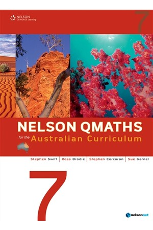 Nelson QMaths for the Australian Curriculum - Year 7: Student Book