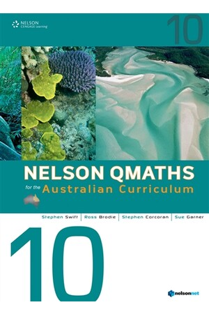 Nelson QMaths for the Australian Curriculum - Year 10: Student Book