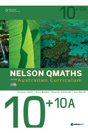 Nelson QMaths for the Australian Curriculum - Advanced 10+10A: Student Book
