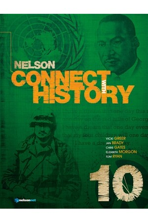 Nelson Connect with History for the Australian Curriculum - Year 10: Student Book (Print & Digital)
