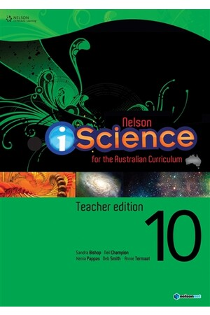 Nelson iScience - Year 10: Teacher's Edition