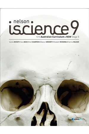 Nelson iScience for NSW - Year 9: Student Book with 4 Access Codes