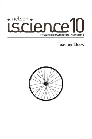Nelson iScience for NSW - Year 10: Teacher Book