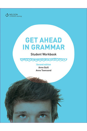 Get Ahead in Grammar: Student Workbook (Second Edition)