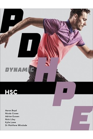 Dynamic PDHPE for HSC: Student Book with 1 Access Code for 26 Months