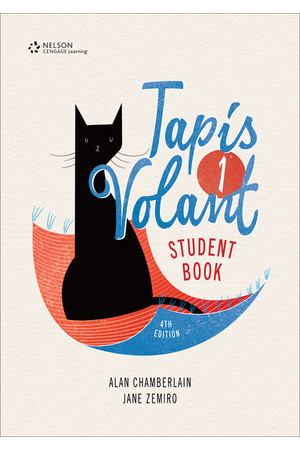 Tapis Volant 1 - Student Book (4th Edition)