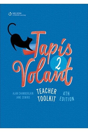 Tapis Volant 2 - Teacher Toolkit with USB (4th Edition)