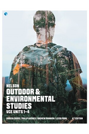 Nelson Outdoor & Environmental Studies - VCE Units 1-4: Student Book with 4 Access Codes