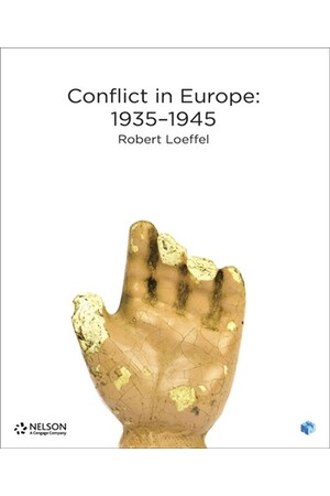 Conflict in Europe: 1935-1945 - Student Book with 4 Access Codes (Print & Digital)