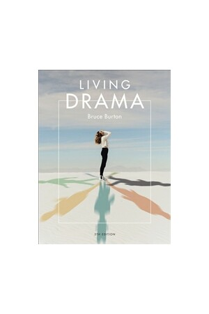 Living Drama - Student Book with 1 Access Code for 26 Months (Print & Digital)