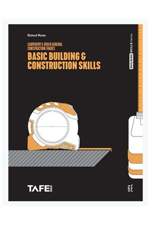 Basic Building and Construction Skills - 6th Edition