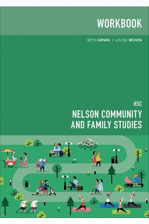 Community and Family Studies HSC Workbook with 1 26 Month Access Code