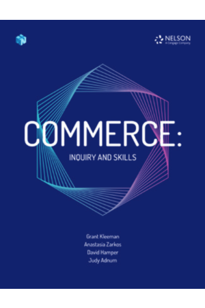 Commerce: Inquiry and Skills - Student Book (Print & Digital)