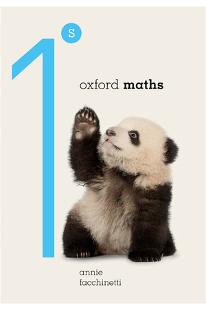 Oxford Maths Student & Assessment Book - Year 1