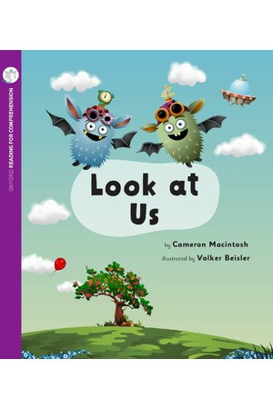 Oxford Reading for Comprehension - Level 1+: Look at Us (Pack of 6)