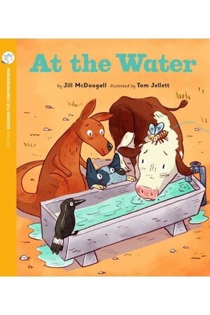 Oxford Reading for Comprehension - Level 1+: At the Water (Pack of 6)