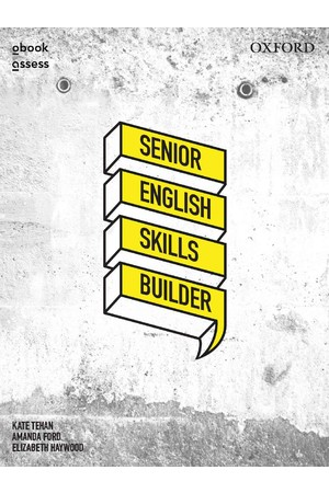 Senior English Skills Builder - Student book + obook assess (Print & Digital)