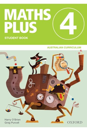 2019 Maths Plus Australian Curriculum Edition - Student & Assessment Book: Year 4