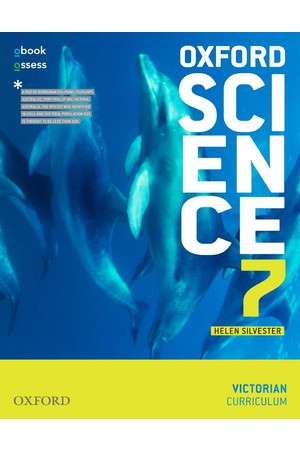 Oxford Science - VIC Curriculum: Year 7 - Student Book + obook/assess (Print & Digital)