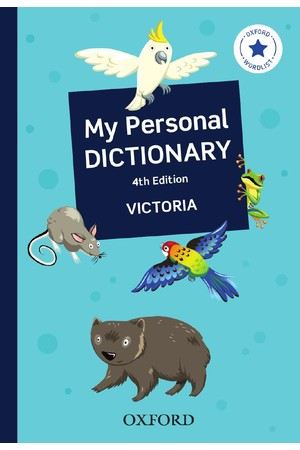 My Personal Dictionary (4th Edition) - Victoria