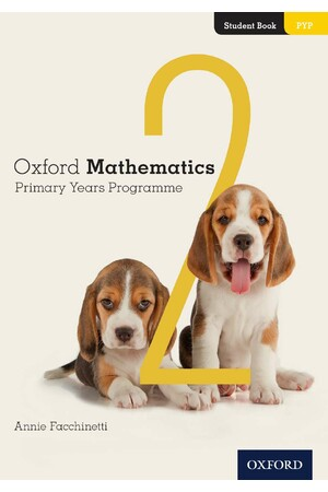 Oxford Mathematics Primary Years Programme - Student Book: Year 2