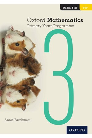 Oxford Mathematics Primary Years Programme - Student Book: Year 3