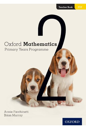 Oxford Mathematics Primary Years Programme - Teacher Book: Year 2