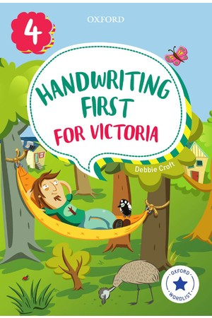 Handwriting First for Victoria (Second Edition) - Year 4